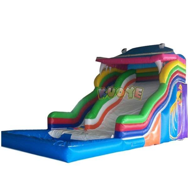 KYSS-01 16ft Water Slide