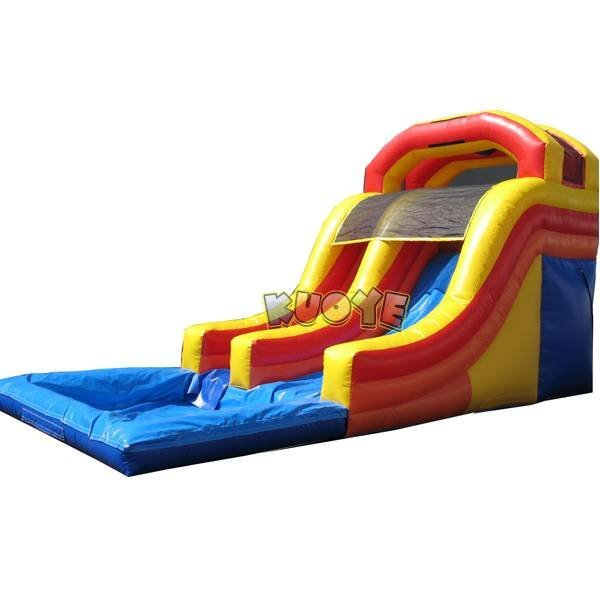 KYSS-03 Backyard Water Slide