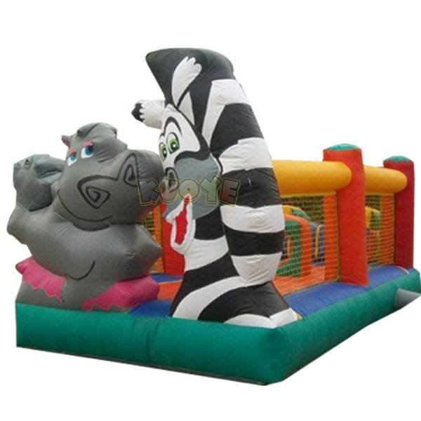 KYC-03 Animal Jumping Casstle