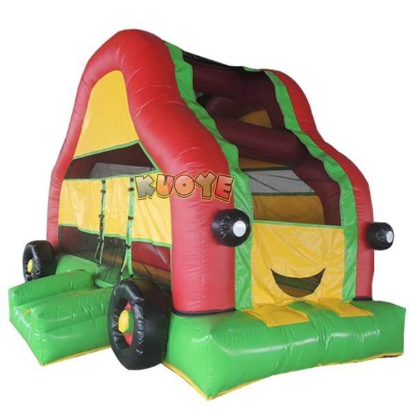 KYC-06 Cars Bounce Castle