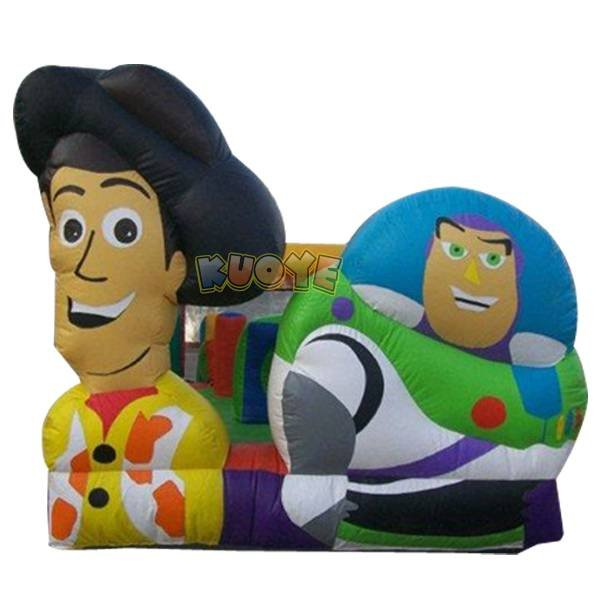 KYC-09 Stroy Toys Jumping Castles Inflatable