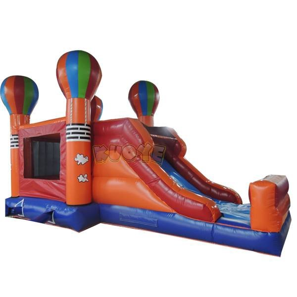 KYCB-01 Balloon Bouncer Slide