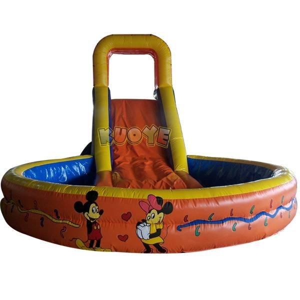 KYSS-04 Mickey Pool Slide