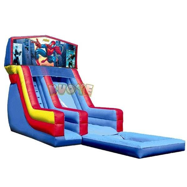 KYSS-05 Spider Man Water Slide