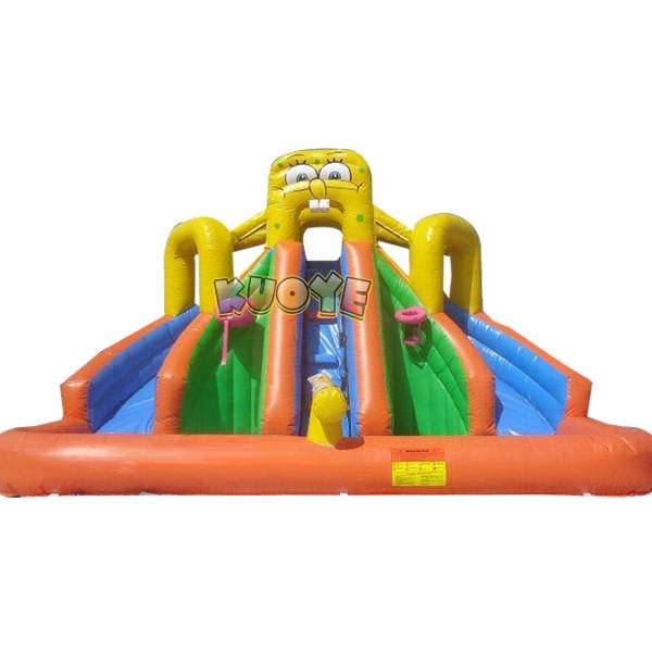 KYSS-06 Spongebob Water Slide
