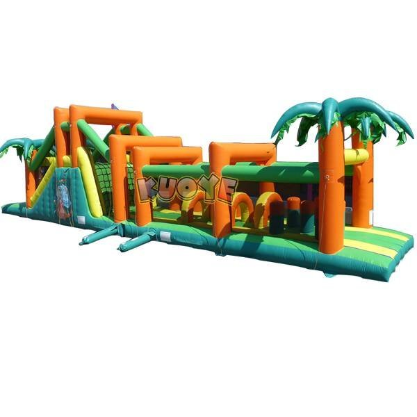 KYOB-01 Jungle Obstacle Course