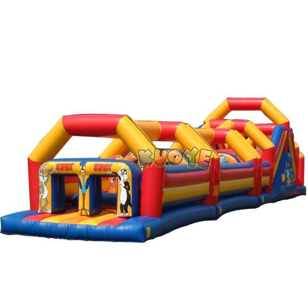 KYOB-02 Inflatable Obstacle Course