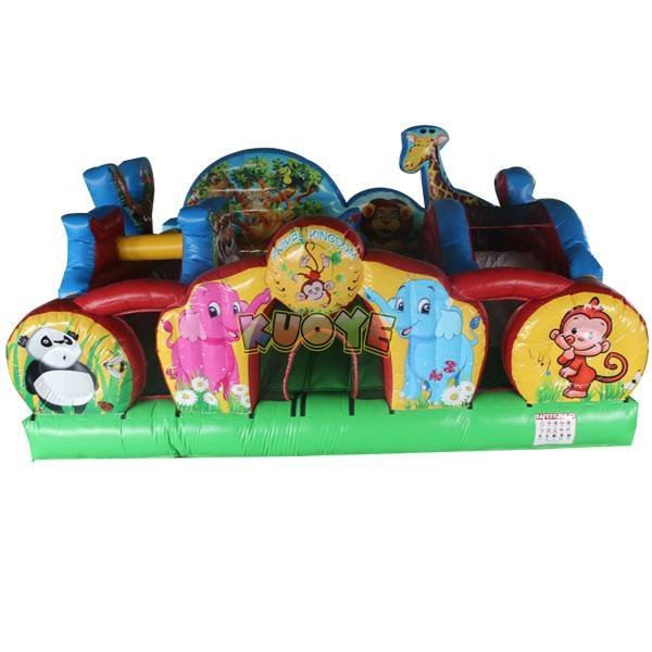 KYCF-03 Animals Inflatable Park