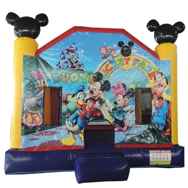 KYC-04 Mickey Bouncy House