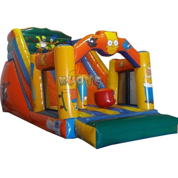KYSC-19 Simpson Jump Slide