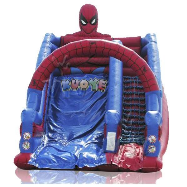 KYSC-20 Spide Man Inflatable Slide