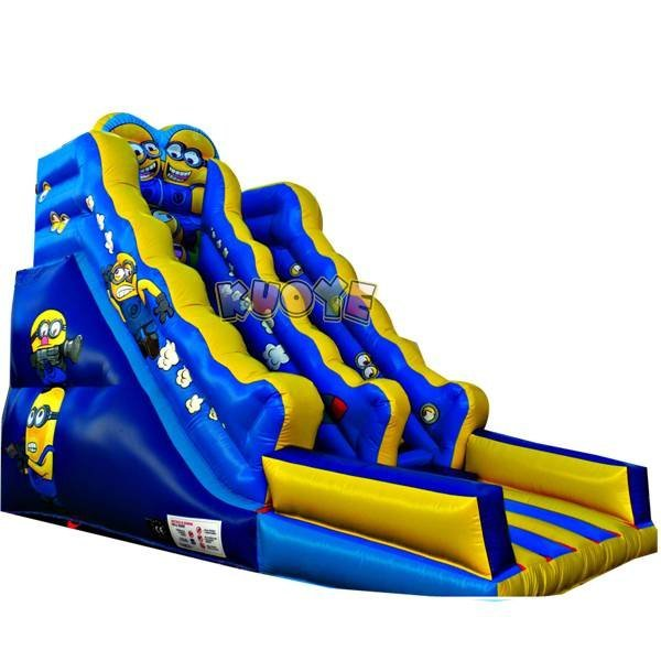 KYSC-26 Blue Yellow Minion Slides