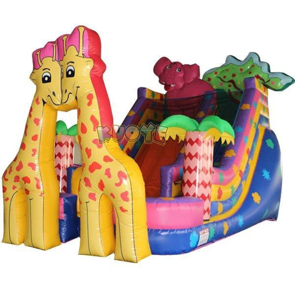 KYSC-31 Animal Inflatable Slides