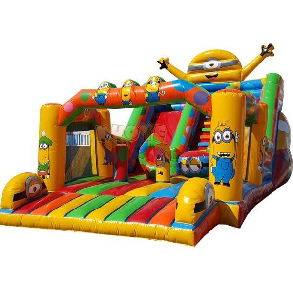 KYSC-34 Minion Bouncer Castle Slide