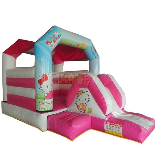 KYCB-27 Hello Kitty Bouncy House