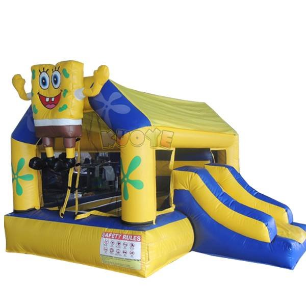 KYCB-29 Spongebob Jumping castle