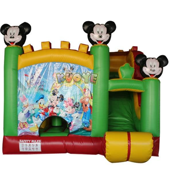 KYCB-33 Mickey Mouse Combo Slide