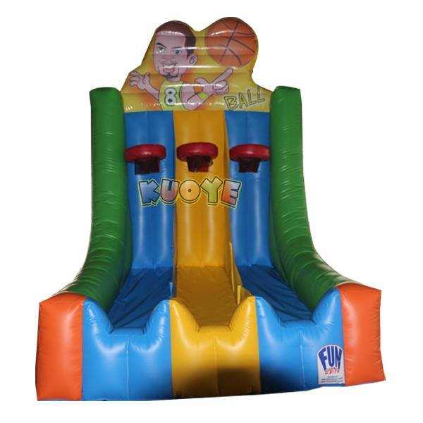 KYSP-04 Inflatable Basketball Hoop Games