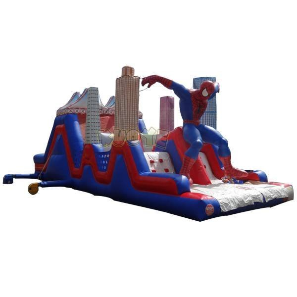 KYOB-22 Super Heros Inflatable Obstacle