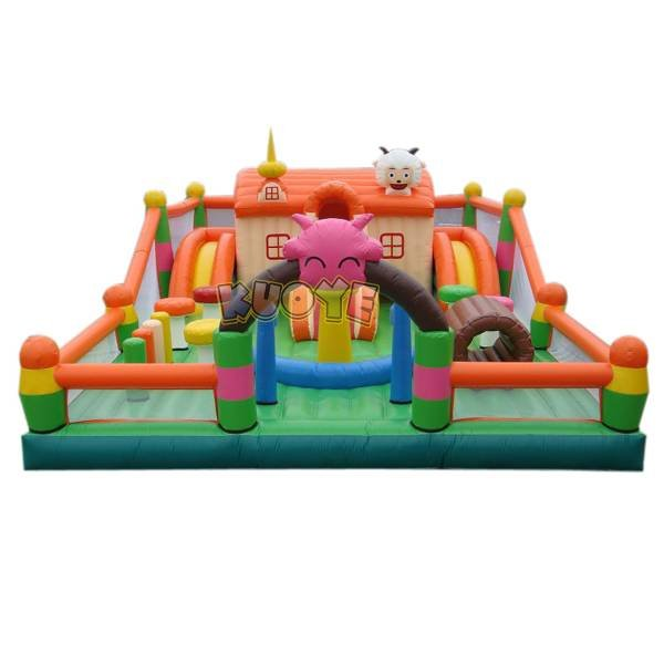 KYCF-07  Inflatable Playground