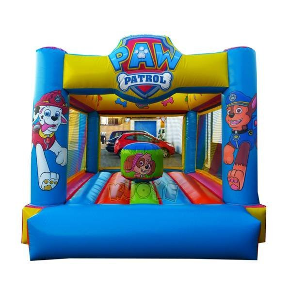 KYC-130 Paw Patrol Bouncer House