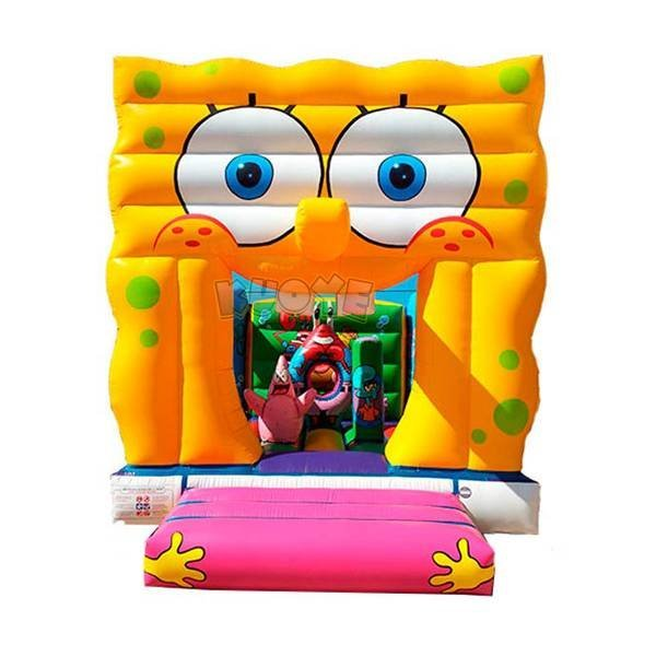 KYC-133 Spongebob Inflatable Bounce House