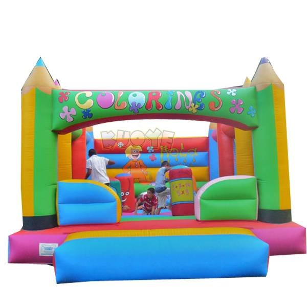 KYC-134 Pencil Inflatable Bouncer
