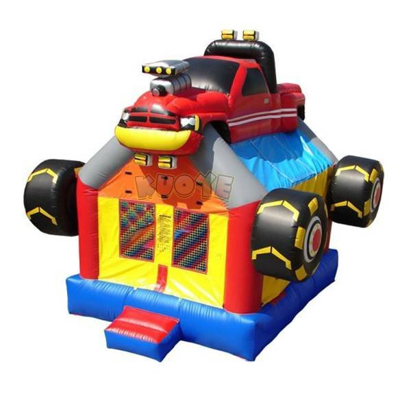 KYC-135 Inflatable Bouncer Car
