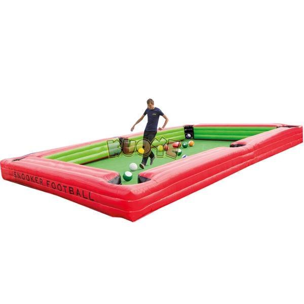 KYSP-25 Snooker Ball Inflatable Table Soccer