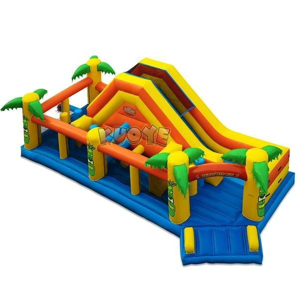 KYOB-26 Amusement Park outdoor Obstacle Course