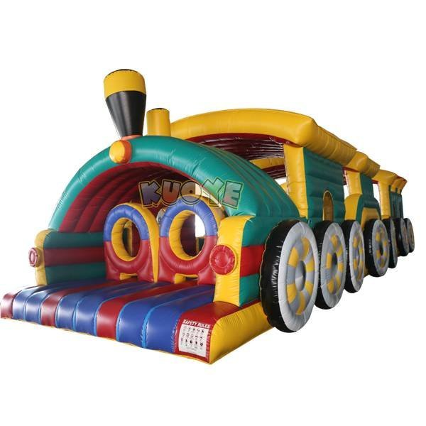 KYOB-27 Train Inflatable Obstacle