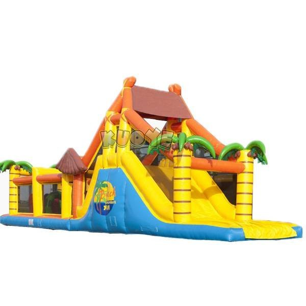 KYOB-29 Amusement Park outdoor Obstacle Course