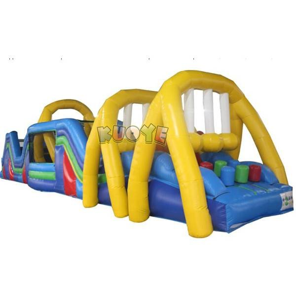 KYOB-32 Adult inflatable Obstacle Course For Sale