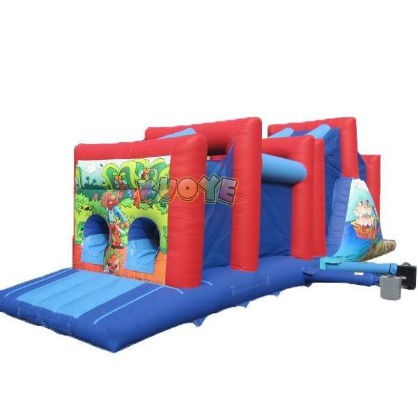 KYOB-33 Inflatable Kid Obstacle Course