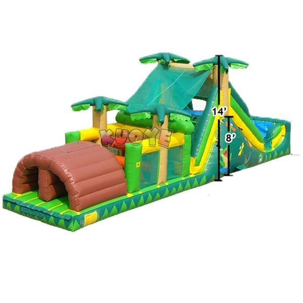 KYOB-34 Inflatable Jumping Obstacle