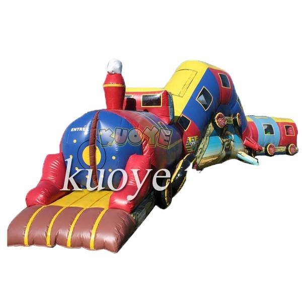 KYOB-40 Inflatable Tunnel
