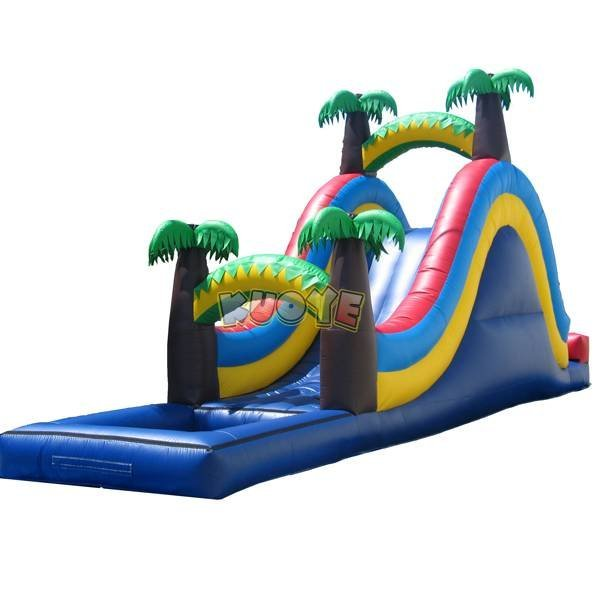 KYSS-25 Inflatable Water Slide For Toddlers