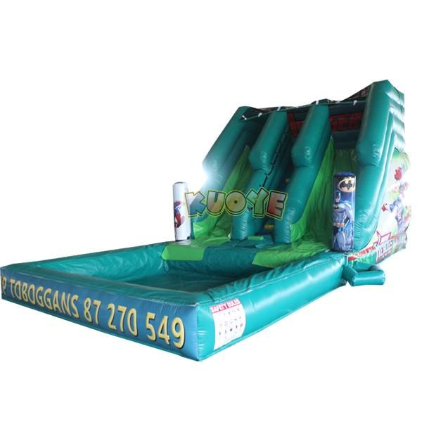 KYSS-31 Inflatable Batman Water Slide