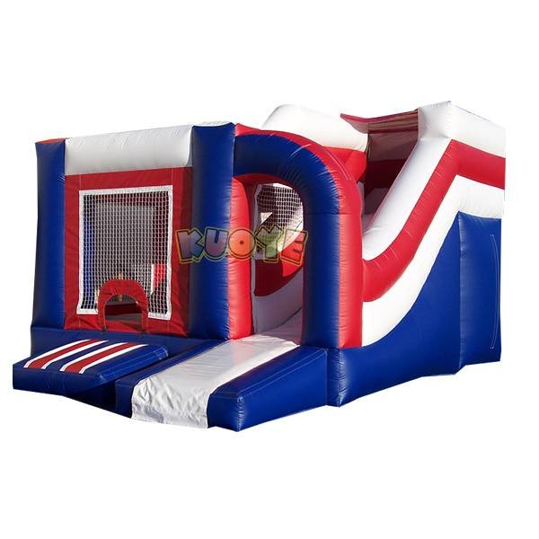 KYCB-38 Inflatable Castle Bouncer Slide