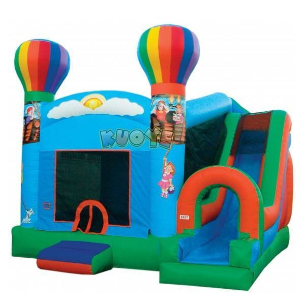 KYCB-39 Cheap Inflatable Castle Bouncer Slide