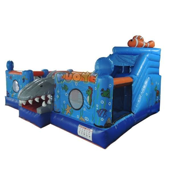 KYCB-42 Shark Bounce House