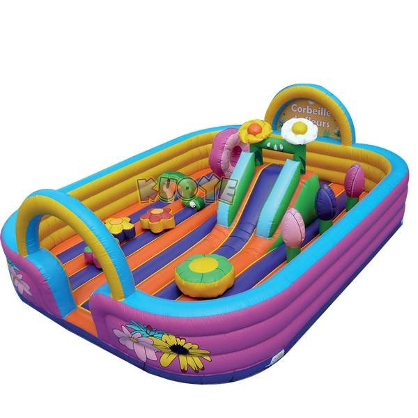 KYCB-44 Inflatable Funland Jumping Castle
