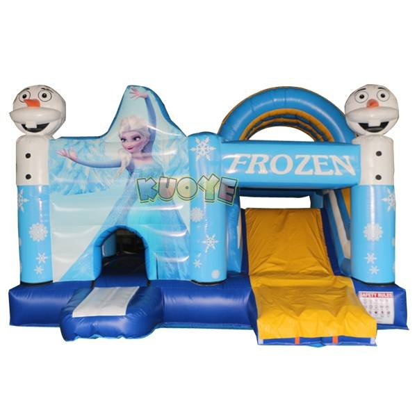 KYCB-46 Commercial Combo Frozen Bouncers