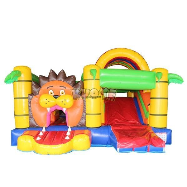 KYCB-47 Commercial Combo Lion Bouncers
