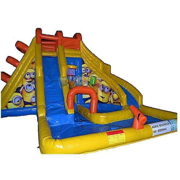 KYSS-37 Inflatable Water Slide Party Rentals