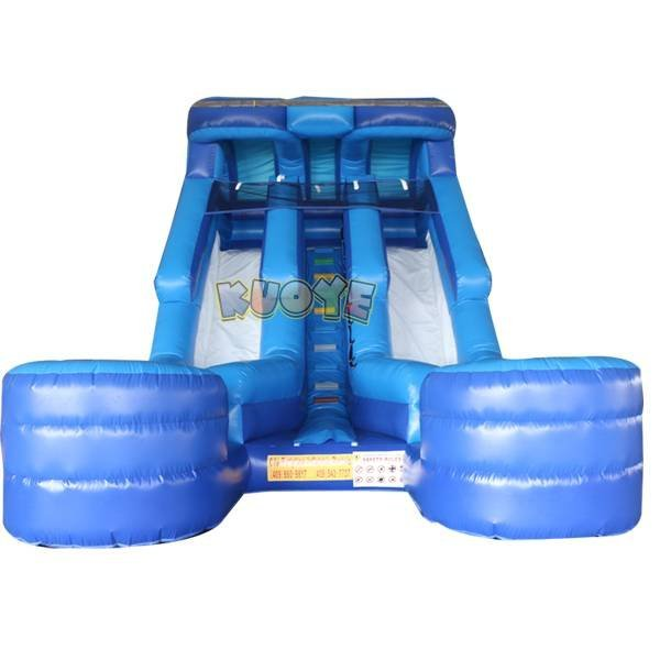 KYSS-38 Splash Inflatable Water Slide