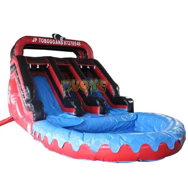 KYSS-40 Wet Slide Jumper Rental