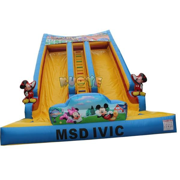 KYSS-44 High Water Slide