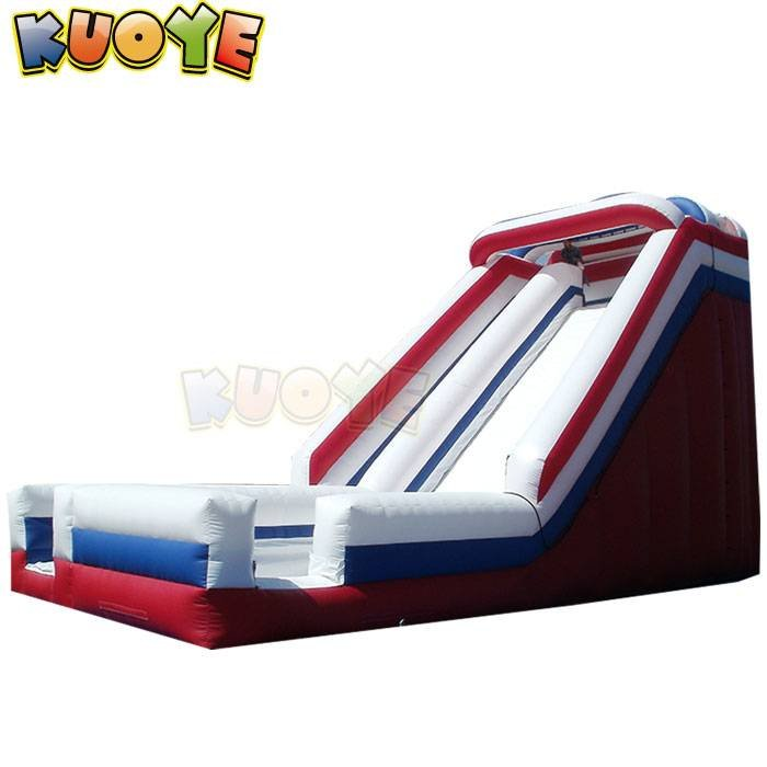 KYSS-62 Commercial Grade Inflatable Water Slide
