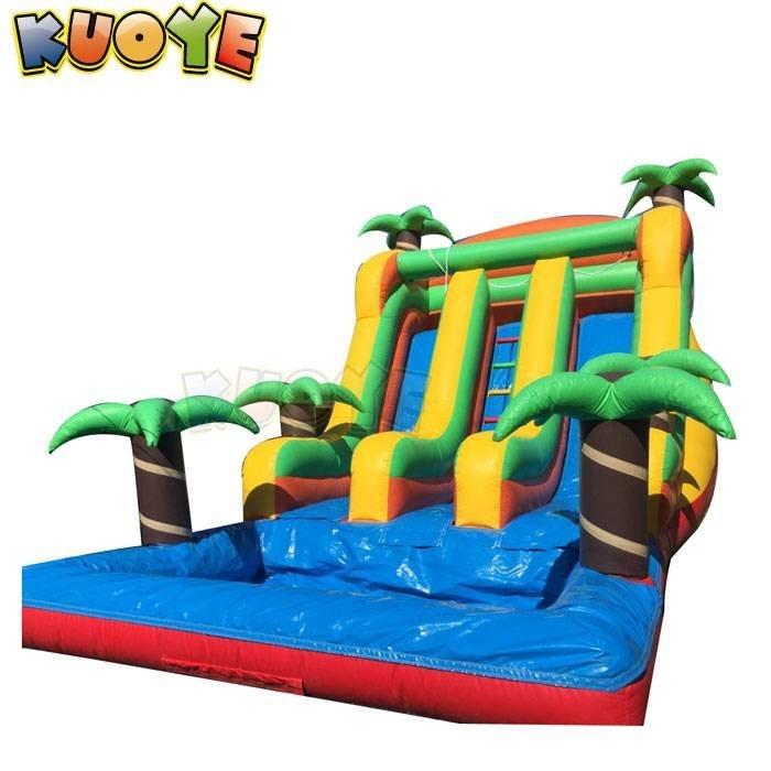 WS1807 Jungle Wet Slide